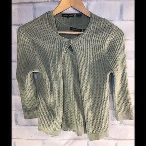 Jeanne Pierre sweater set